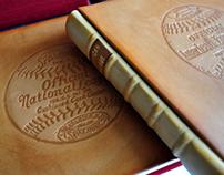 ONL & AOL Handmade Book Set & Box