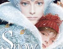 "Interactive Book ""Snow Queen"""