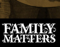 Family Matters Exhibition
