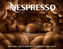 "Nespresso ""Barista Creations"""