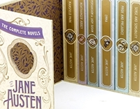 The Complete Novels of Jane Austen Boxeset
