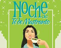 Noches de Té de Mastranto by Natural SPICE