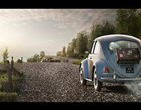 Driving the beetle