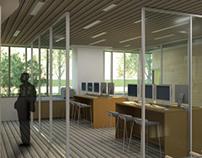 Cittenton Hospital Residents Interior Design