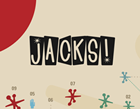 Jacks Poster (Infographic Design)