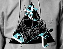 Kreemos x Anteater streetwear