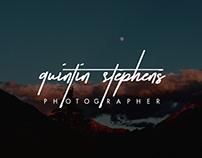 Signature logos for Photographers