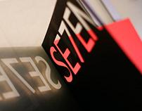 Print: SE7EN Magazine