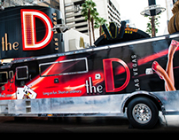 theD Rebrand and Grand Opening Wraps