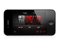 Into the Dead UI Design