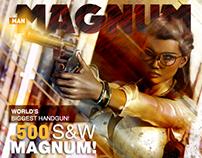 Man-Magnum Cover
