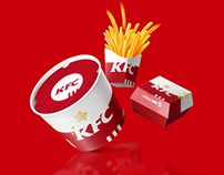 KFC China 30 years Rebrand