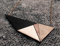 Lasercut juwelry - bysaradevos