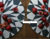 Foodie - Database Course Project