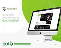ONLINE STORE FOR FOOD SUPPLEMENTS