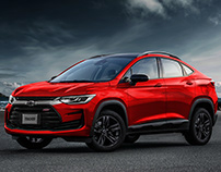 Chevrolet Tracker RS Coupe
