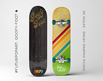 Skateboard Design Decks