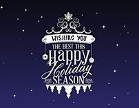 Maritz Motivation Solutions Holiday Card and Animation