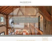 Balzer & Tuck Website