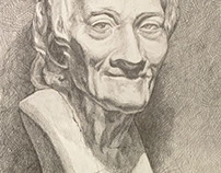 Voltaire's Bust