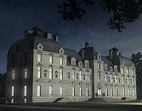 Château de Cheverny 3D
