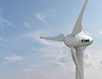 Dimensionamento de uma Turbina Eólica