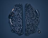Audi e-tron brain