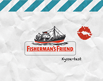 Fisherman's Kysse-test - Campaign