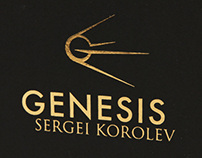 Genesis - Sergei Korolev: Exhibition Space Branding