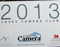 Casey Camera Club 2013 Calendar