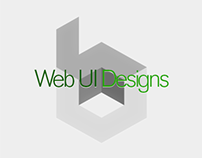 Web UI Designs