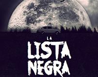 La Lista Negra // Redesign.