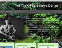 The Tao of Responsive Design by Don Ricardo JR