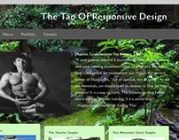 The Tao of Responsive Design by Don Ricardo JR