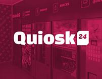 Quiosk24 — brand