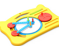 SPIRALZZ - Portable Spirograph for Kids