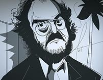 Kubrick and Ant