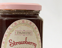 Pampa Strawberry Preserves