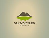 Branding for Oak Mountain State Park