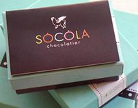 Socola Chocolatiér - Insert