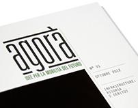 agorà magazine - issue 01 - infrastrutture