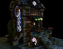 Magic Shop Model