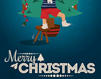 Print - Merry Christmas 2012