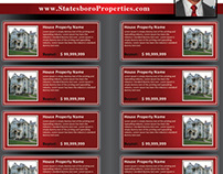 Statesboro Properties - Real Estate