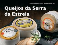 Promoção Queijos da Serra da Estrela