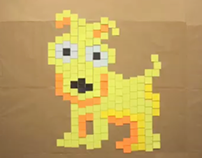 Hawwaz | Post-it Animation