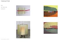 ARTIST: TOM BUTTER