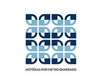 Identidade Corporativa - Histórias por Metro Quadrado