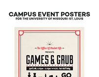 Campus Event Posters