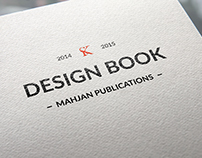 Mahjan Publications / Book Design 2014-2015